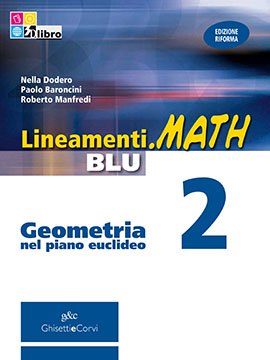 Lineamenti.math BLU Geometria vol 2