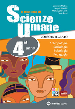 Il manuale di Scienze Umane - 4° anno