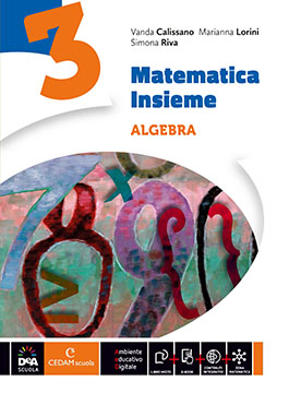 Matematica Insieme Algebra 3