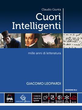 Cuori Intelligenti BLU Giacomo Leopardi
