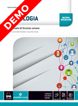 Demo Il manuale di Scienze Umane NE - Sociologia