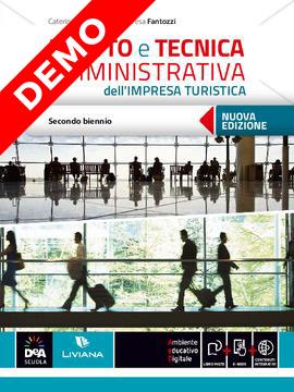 Demo Diritto e tecnica amministrativa dell'impresa turistica NE - Secondo biennio