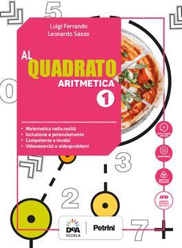 Al quadrato - Aritmetica 1