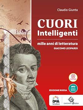 CUORI Intelligenti ed. Rossa - Giacomo Leopardi
