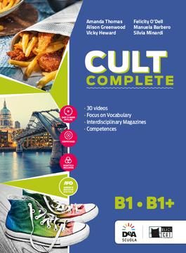 CULT Complete B1-B1+