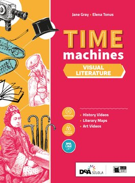 TIME machines Visual Literature