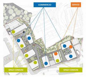 Progetto Montepertico mappa