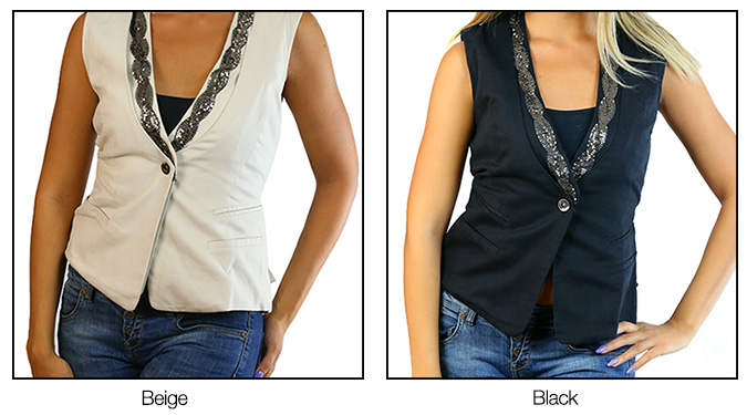 Justyle Classy Vest