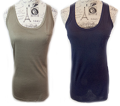 CODE101 Set of 2 Women's Singlets