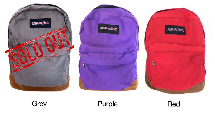 Cavalier Colorful Backpacks