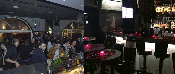Ichiro Sushi Bar at Blow Pub