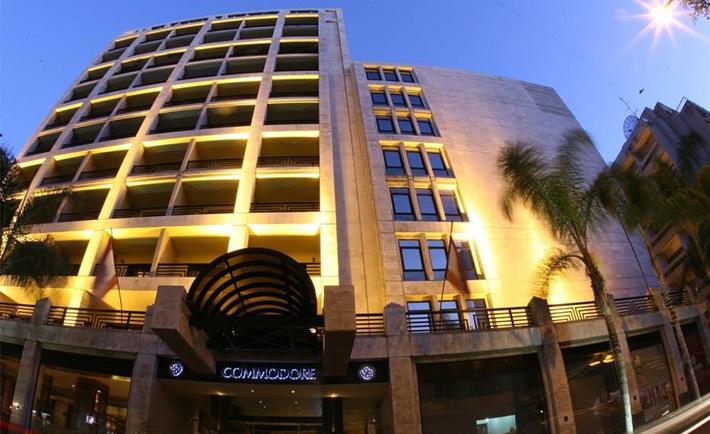 Le Commodore Hotel