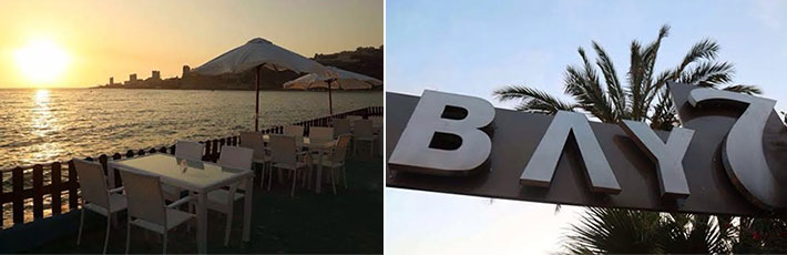 Bay 7 Beach Bar & Resort