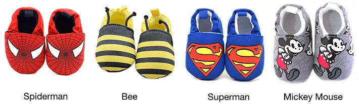Newborn Boy's Shoes