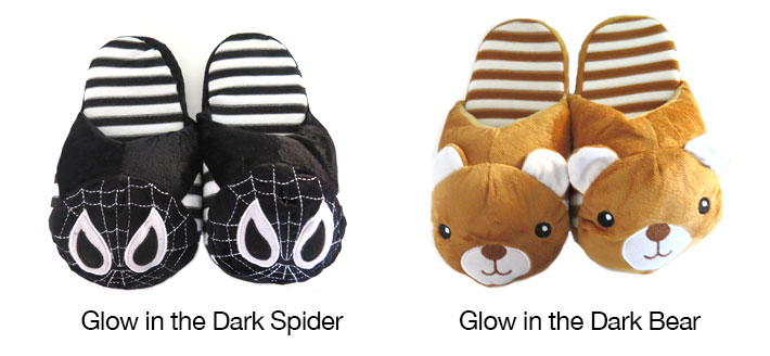 Glow in the Dark Slippers