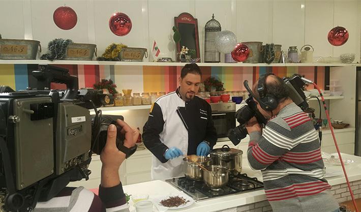 Chef Abdel Sater