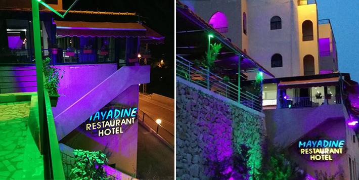 Hotel Al Mayadine