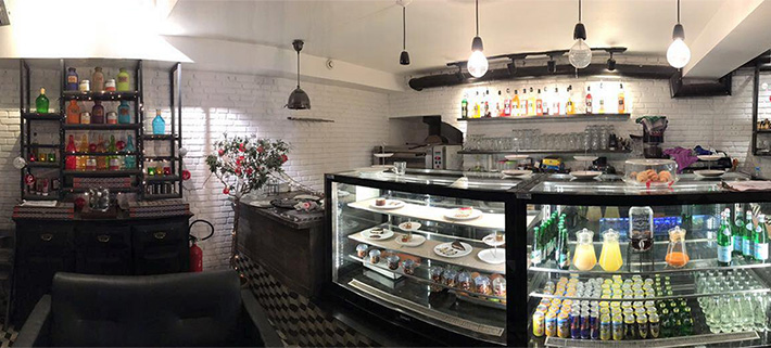 Nagham Resto Café
