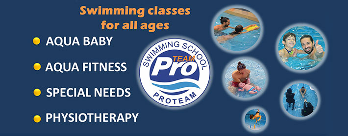Proteam Swimming Lessons