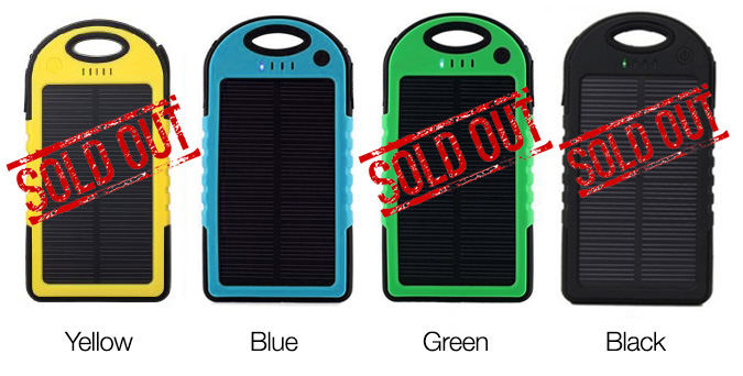 Solar ChargerSolar Charger