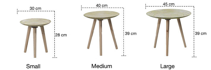 Beige Contemporary Tables