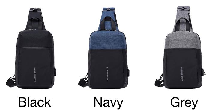Anti-Theft Cross Body Bag   Gosawa Beirut Deal 515649978f