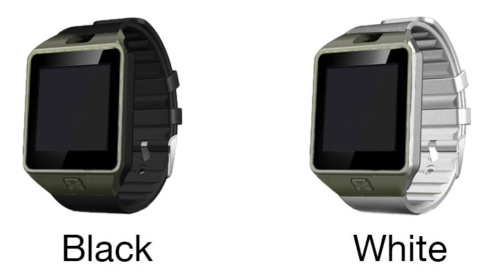 Arko BT Smart Watch with Camera & Sim Card Slot
