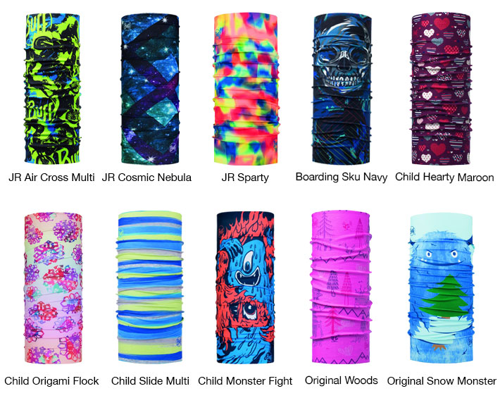 Buff Kids Lifestyle Original Tubular