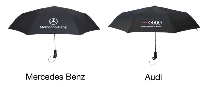 Cars Brand Logo Umbrella
