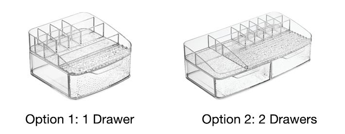 Desc-Clear-InterDesign-Rain-Cosmetic-Organizer-With-Drawer