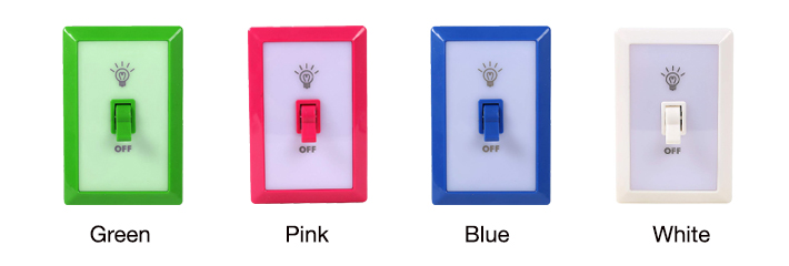 led switch lamp