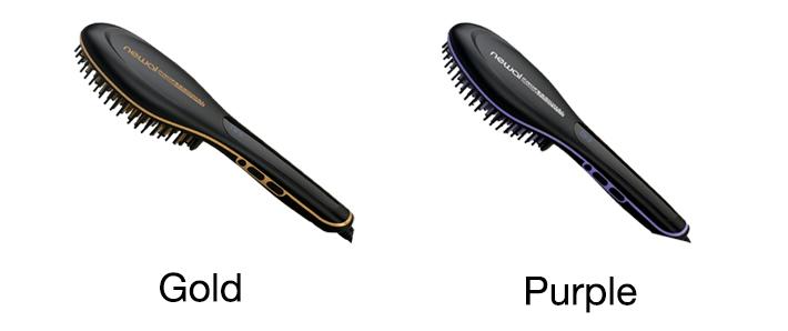 newal Straightening brush