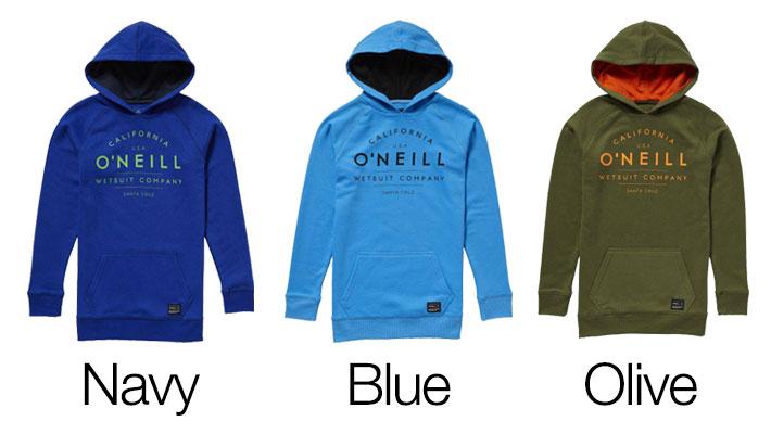 O'neill hoodies