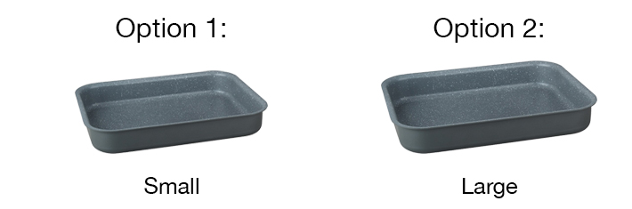 cuizina grey tray