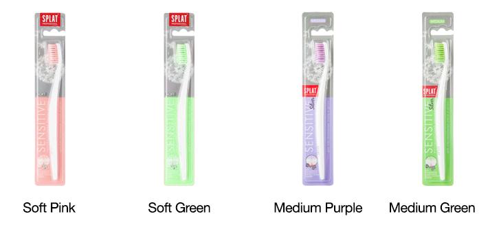 splat toothbrush