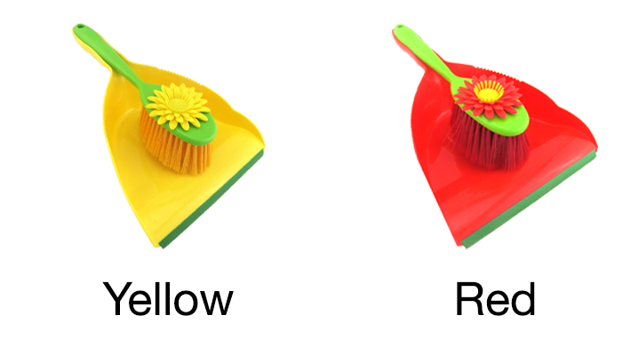 sunflower dustpan