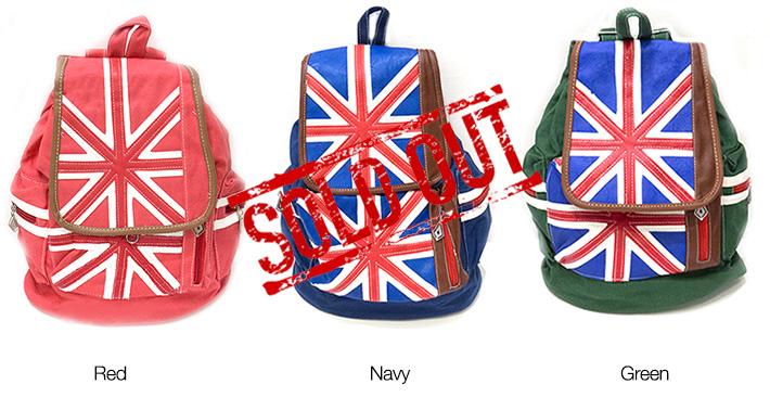 UK Flag Bags
