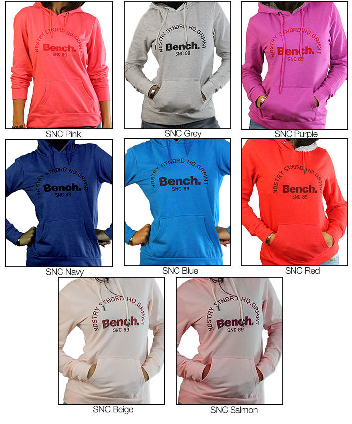SNC hoodies