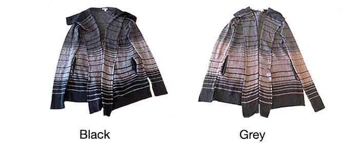 Sonoma Women's Striped Cardigan