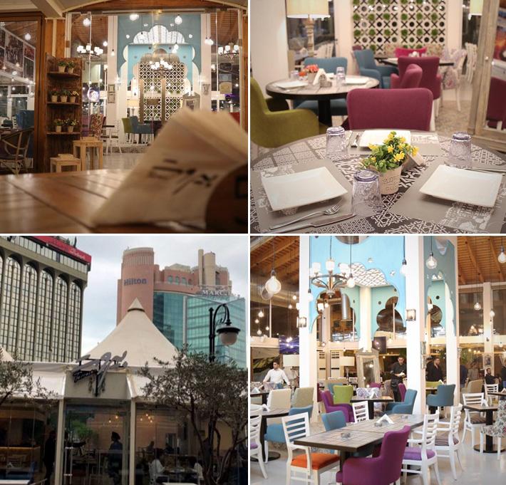 Terrace Beirut