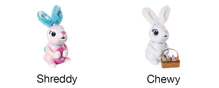 zoomer bunnies