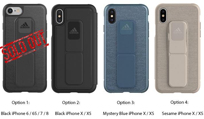 best cheap 039a7 dc153 Adidas iPhone Grip Case