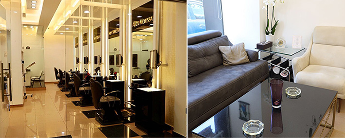 Alex Moussa Men's Salon & Spa