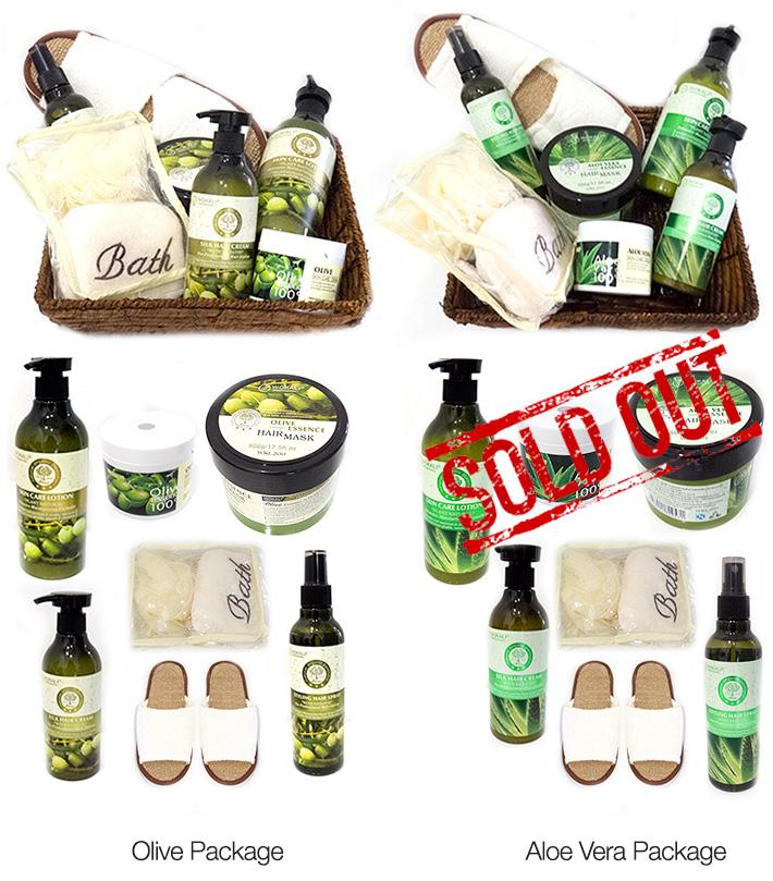 Wokali Skin & Hair Beauty Package
