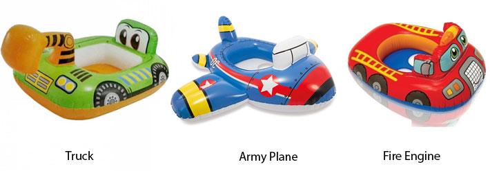 Intex Kiddie Floats