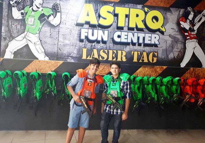 Astro Fun Center