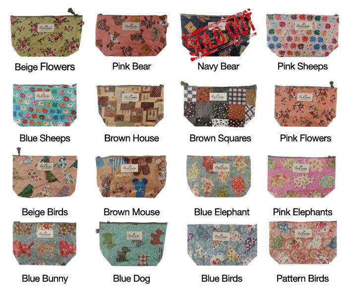 Beads Garden Pouches