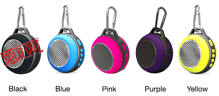 Somho Mini Wireless Bluetooth Speaker