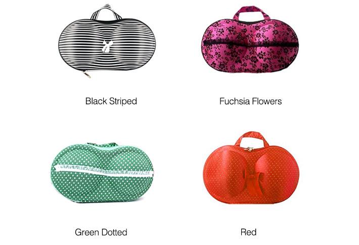 Stylish Portable Lingerie Case