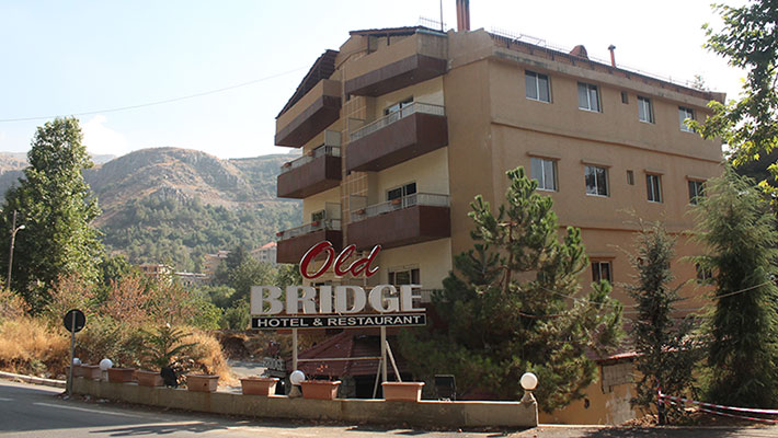 Old Bridge Hotel